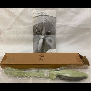 3459 Princess House Specialty 5 in 1 Avocado Tool